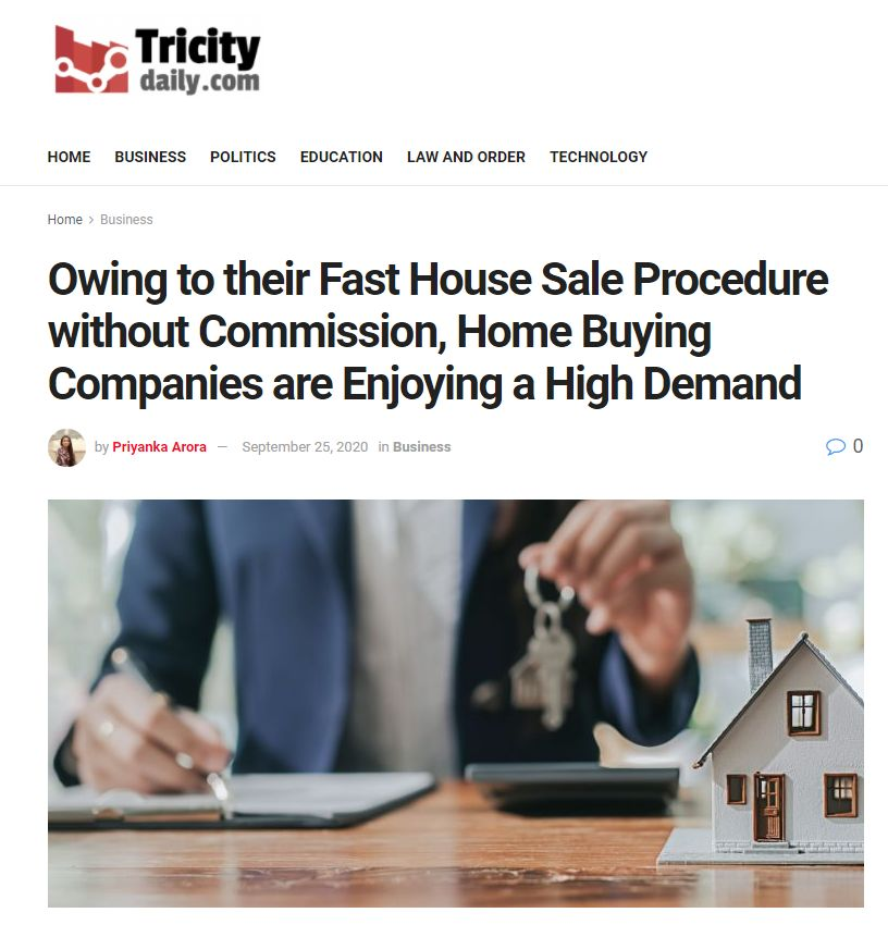 Home Buying Companies